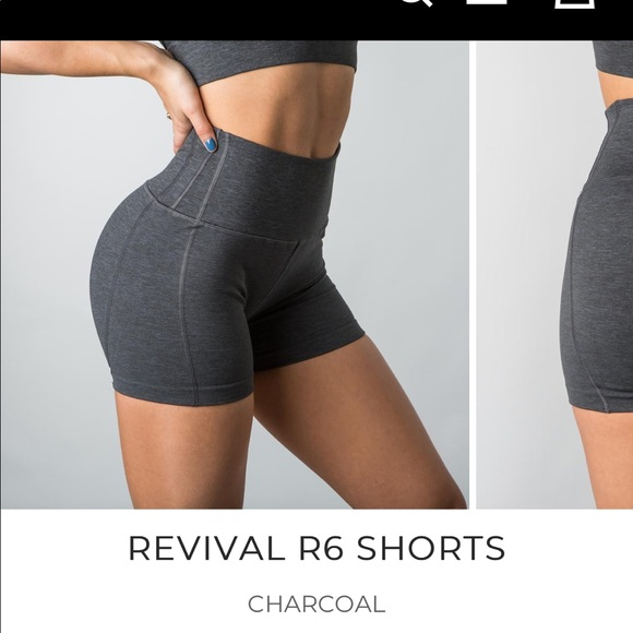 Revivalro Halloween 2020 Alphalete Shorts | Nwt Revival R6 Short | Poshmark